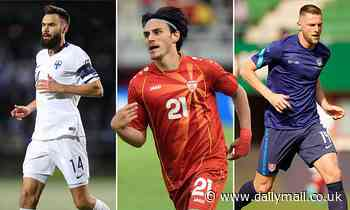 Guide to the Euro 2020 minnows: North Macedonia, Finland and Slovakia