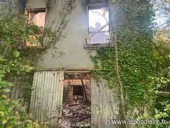 Une maison abandonnée ravagée par un incendie à Saint-Junien - lepopulaire.fr