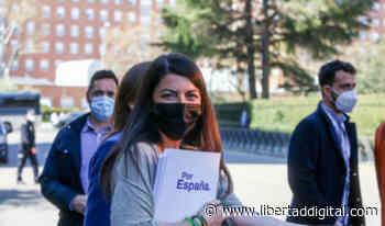 Macarena Olona denuncia amenazas de un diputado del PP en la comisión Kitchen - Libertad Digital