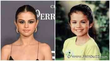 LOL: Selena Gomez Shares A Childhood Throwback Video Which Is Super Hilarious - IWMBuzz