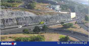 Trânsito normalizado no Funchal mas com atrasos desde Santa Cruz - DNoticias