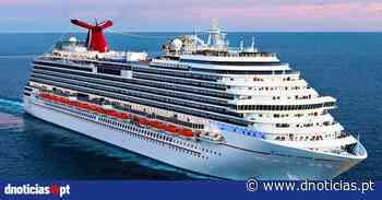 Porto do Funchal recebe hoje a estreia do navio 'Carnival Dream' - DNoticias