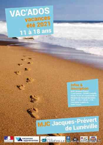 Colos apprenantes : De Lunéville à Port Leucate 2021 Village vacances rives des Corbières lundi 19 juillet 2021 - Unidivers