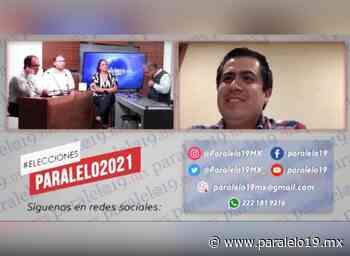 Lorenzo Rivera se alista para gobernar Chignahuapan Multimedia Jun 7 , 2021 - Paralelo 19