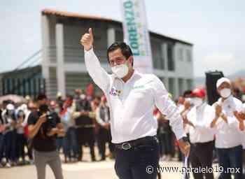 Se declara Lorenzo Rivera ganador en Chignahuapan Política Jun 6 , 2021 - Paralelo 19