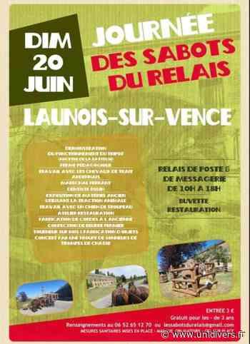 Journée des sabots du relais launois-sur-vence dimanche 20 juin 2021 - Unidivers