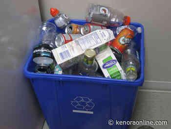 Ontario improving blue box program, Kenora & Dryden first on the list - KenoraOnline.com