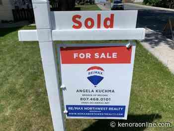 New stress test could cool hot housing market in Kenora - KenoraOnline.com