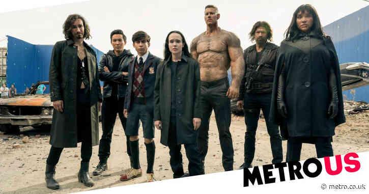 The Umbrella Academy boss reveals season 3 episode titles