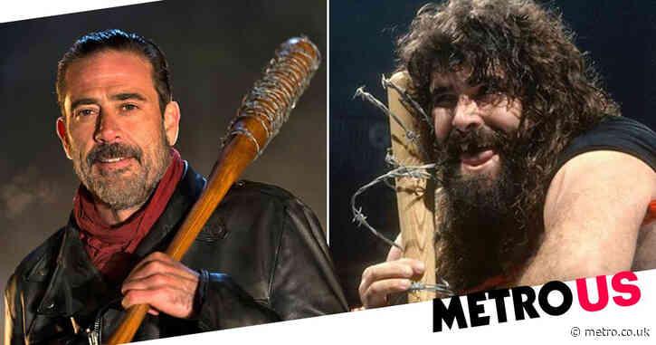 The Walking Dead: Jeffrey Dean Morgan teases WWE legend Mick Foley's influence on Negan
