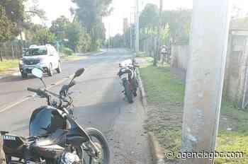 Motociclista morre após colidir contra poste em Nova Santa Rita - Agência GBC