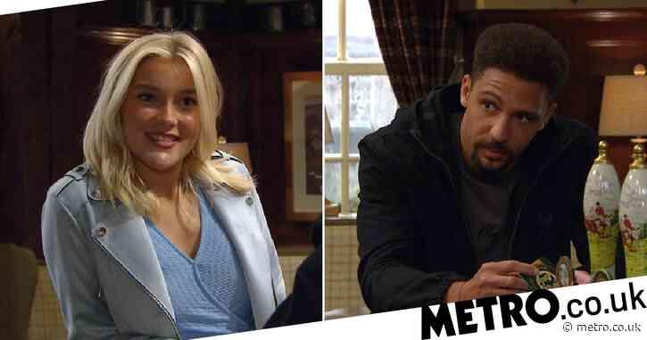 Emmerdale spoilers: Drunk Leanna Cavanagh tries to seduce Billy Fletcher