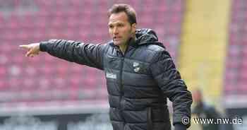 Drittligist SC Verl atmet auf: Rino Capretti wird nicht Trainer bei Darmstadt - Neue Westfälische