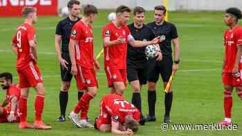 Fußball, 3. Liga - Nico Feldhahn: Abstieg eine große Enttäuschung - Merkur Online