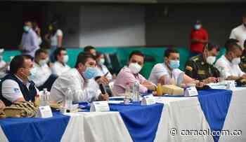 Pereira deberá adoptar restricciones si las UCI permanecen en más del 85 % - Caracol Radio