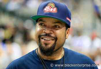 Ice Cube Partners With Triller Prior to Fourth Season of Big 3 Basketball League - Black Enterprise