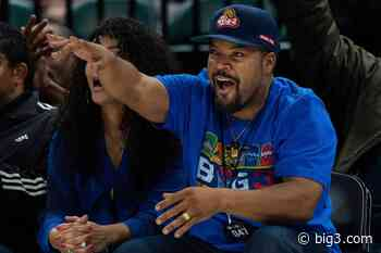 Ice Cube Talks BIG3, COVID Challenges And His Beloved Raiders – BIG3 - BIG3 Basketball