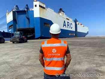 Ian Taylor facilita arribo de nave Ro-Ro en Pisco ante congestión en el puerto de Callao - MundoMaritimo.cl