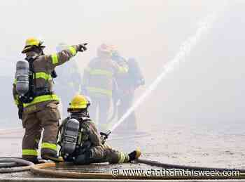 Chatham-Kent looks to fill volunteer firefighter positions - Chatham This Week