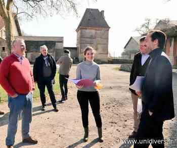 Visite ferme de Boiteaux Ablis - Unidivers