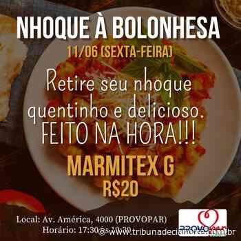 Provopar promove jantar na véspera dos Dias dos namorados – Tribuna de Cianorte - Tribuna de Cianorte