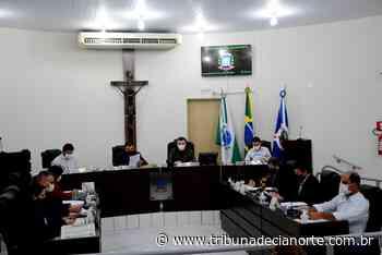 Vereadores aprovam nove projetos em segundo turno – Tribuna de Cianorte - Tribuna de Cianorte