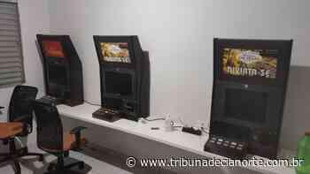 Polícia Civil apreende quatro máquinas caça-níqueis em Cianorte – Tribuna de Cianorte - Tribuna de Cianorte