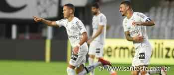 Santos FC vence o Cianorte e avança na Copa do Brasil - Santos F.C.