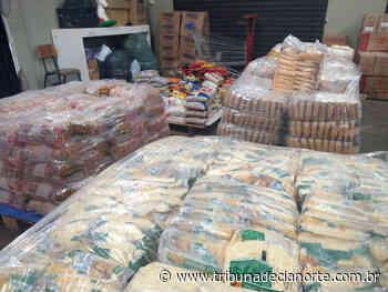 Cianorte Solidária já arrecadou mais de 15 toneladas de alimentos – Tribuna de Cianorte - Tribuna de Cianorte