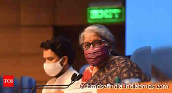 FM Nirmala Sitharaman flags tax portal woes to Infosys online