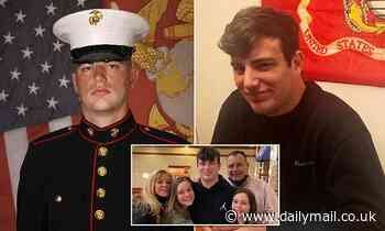 Marines recruit, 19, dies during grueling 54-hour training exercise dubbed 'The Crucible'