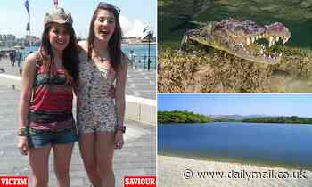 British zookeeper Melissa Laurie fighting for her life in Mexico after being attacked by a crocodile