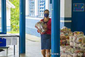 Com cada cesta a R$ 67, contrato do kit merenda de Cotia é estimado em R$ 2 milhões por mês - Cotia e Cia