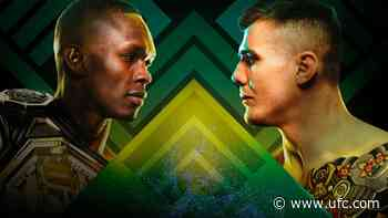 UFC And Arizona Coyotes Foundation Launch Online 50/50 Raffle For UFC 263: Adesanya vs Vettori 2 - The Official Website of the Ultimate Fighting Championship
