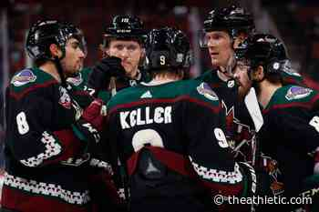 Arizona Coyotes protected list: Who's staying and who could be picked in the Seattle Kraken expansion draft - The Athletic