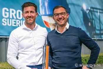 Groep Suerickx dingt mee naar Prijs Ondernemen (Herentals) - Gazet van Antwerpen