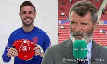 Jordan Henderson hits back at Roy Keane's England 'quiz dig'