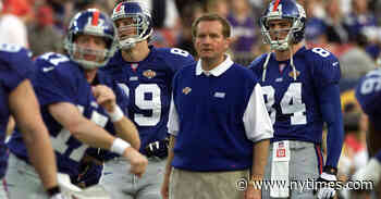 Jim Fassel, Who Coached Giants to SuperBowl, Dies at 71
