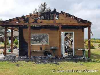 À Sotteville-sous-le-Val, Floritel, l'hôtel détruit par un incendie ce week-end, aurait dû être fermé - Paris-Normandie