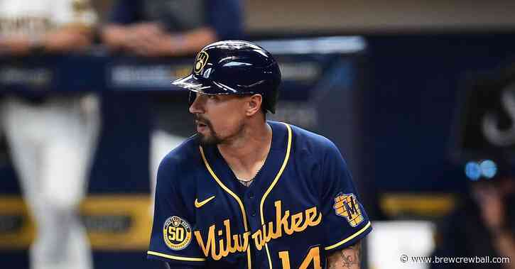 Milwaukee Brewers call up Jace Peterson to replace Keston Hiura on active roster