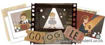 Shirley Temple: Google Doodle marks legacy of 'Little Miss Miracle'