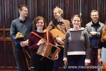 West Rim geeft eerste post-corona-concert (Wetteren) - Het Nieuwsblad