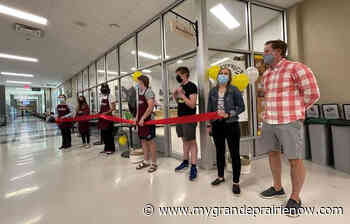 Student-led market opens at Charles Spencer High - My Grande Prairie Now