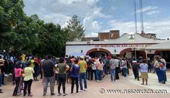 Denuncian que presidenta de San Jacinto Amilpas usó recursos públicos para que ganara su tesorera. - www.nssoaxaca.com