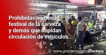 Prohibidos eventos que impidan libre circulación en Villa Rica – Proclama - Proclama del Cauca