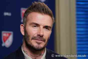 David Beckham and Olivia Colman among stars calling to share surplus vaccines with poorer countries - Evening Standard