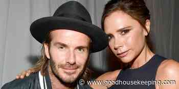 David and Victoria Beckham enjoy day out with Harper Seven - goodhousekeeping.com