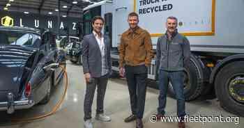 Lunaz targets fleet electrification after David Beckham investment - FleetPoint