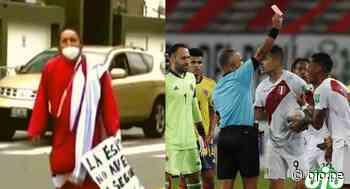 """Hincha israelita grita indignado a jugadores de la Selección: """"¡No son los mismos! ¿Qué pasa?"""" - Diario Ojo"""