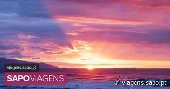 Areal de Santa Bárbara: areia preta e ondas perfeitas numa das mais belas praias dos Açores - SAPO Viagens